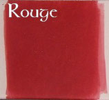 Teinture cuir rouge
