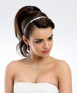Halskette u. Ohrring im Set N20B
