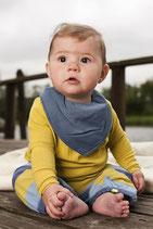 Pippi© - Bavoir foulard magique uni