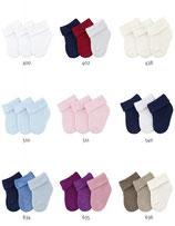 Sterntaler - 3 paires de chaussette nouveau-né