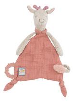 "Moulin Roty - Doudou Girafe  Bibiscus ""Sous mon Baobab"""