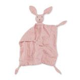 Bemini - Doudou tétra Bunny - vieux rose