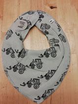 Pippi - Bavoir foulard