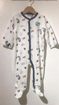 Noukies - Pyjama velours 9M