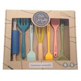 Les P'tits Fouets - Kit d'ustensiles de cuisine