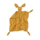 Bemini - Doudou tétra Bunny - ocre