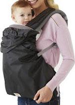 Ergobaby - Cape polaire ET imperméable pour porte bébé