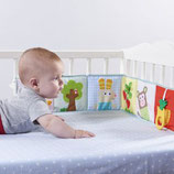 Taf Toys - Livre d'éveil 3-en-1