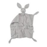 Bemini - Doudou tétra Bunny - gris clair