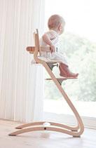 Leander - Chaise haute évolutive en bois