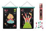 """Scratch - Jeu de fléchettes magnétiques """"Princesses"""" (5+)"""