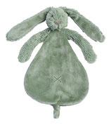 Happy Horse - Doudou lapin vert