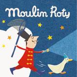 Moulin Roty - Recharge 3 disques pour la lampe à histoires