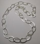 """""""Silver Chain"""" - Gliederkette aus  925er Sterlingsilber - ca. 95 cm lang"""