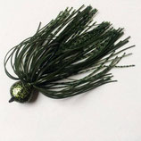Radicalistic Illusion Skirted Jig (Green Beast)