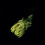 Hula Micro Craw (Greenpumpkin)