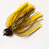 Radicalistic Illusion Skirted Jig (Yellow Hornet)