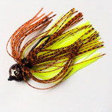Radicalistic Illusion Skirted Jig (Brown Chat Killer Craw)