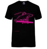 Radicalistic Cover Shirt (schwarz/pink)