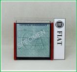 FIAT.  Un Porte certificat simple pour assurance ou CT avec logo Fiat (fond noir ou transparent)