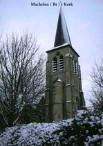 Winter : Kerk (p18)