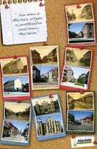 Pakket postkaarten
