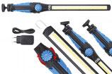 COB-LED / UV-Arbeits-Handleuchte | ultra flach   9767