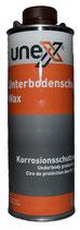 UNEX Unterbodenschutz WAX ( BRAUN) 1 Liter