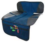 Kindersitzunterlage Graffiti blau - 26187