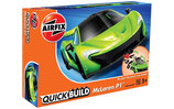 McLaren P1 Green