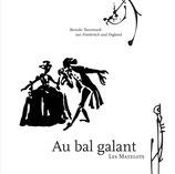 """CD """"Au bal galant"""""""