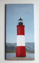 hochwertiger Kunstdruck auf Leinwand (60 x 30)