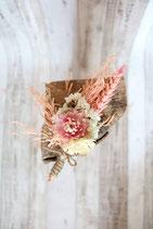 Anstecker - Trockenblumen