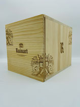 Ruinart - R Champagner in Holzkiste