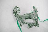 Metallmaske grün1