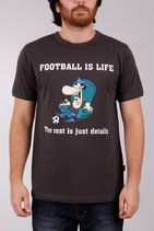 Football is life, the rest is just details