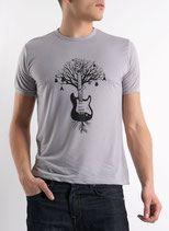 GIitarrenbaum dunkelgrau