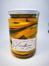 Zucchini süß sauer, 350g
