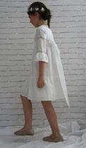 Vestido comunión corto