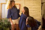blusa lino, varios colores