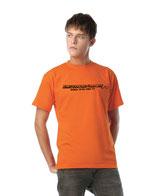 B&C T-Shirt 190 inkl. einseitigem Druck