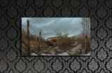 Deathforestation, large size print 60x100cm