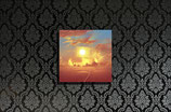 Amun Re medium size print 50x50cm