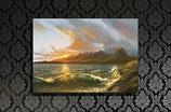 De Syv Sostre, large size print 70x100cm