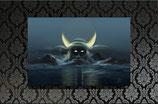 Viking large size print 70x100cm