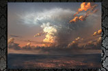 Big Cloud, extra large size print 100x140cm