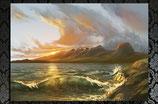 De Syv Sostre, extra large size print 100x140cm