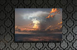 Big Cloud, large size print 70x100cm