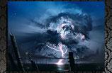 Cumulus Arboreus extra large size print 100x140cm