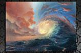 Singularity, extra large size print 100x140cm